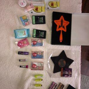 Jeffree star cosmetics a lot plus other makeup
